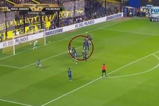Boca Juniors vs Palmeiras: 'Pipa' Benedetto anota el 1-0 Xeneize en semifinal de la Copa Libertadores [VIDEO]