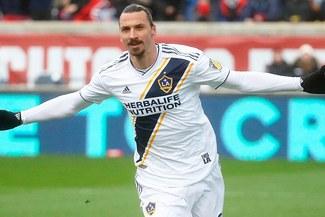 Zlatan Ibrahimovic no figura en la lista de mejores jugadores pagados de la MLS