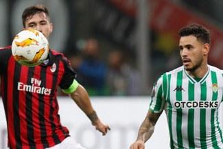AC Milan 1-2 Betis: con Gonzalo Higuaín, 'Rossoneros' perdieron por la Europa League