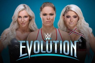 WWE Evolution: Revisa la cartelera completa del evento de este domingo [FOTOS]