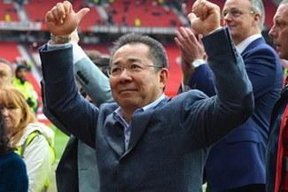 ¡Lo último! Confirman presencia del presidente de Leicester en helicóptero que se estrelló