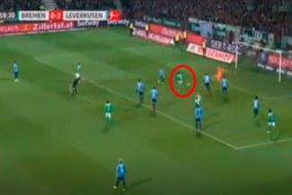 Claudio Pizarro anota su primer golazo con el Werder Bremen en la Bundesliga 2018-19 [VIDEO]