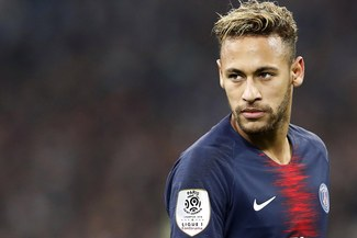 Neymar, el elegido por Florentino Pérez para reflotar al Real Madrid