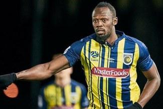 Usain Bolt dejó el Coast Mariners de la primera división de Australia