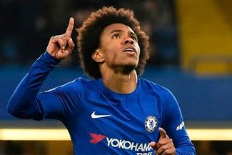 El Chelsea se rinde a los pies de Willian por aparecer en el 'Equipo de la Semana 7' en el FIFA 19 [FOTO]