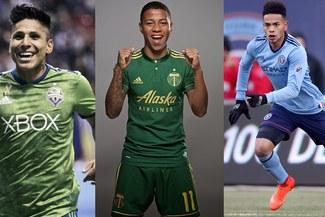 Callens, Ruidíaz y Polo, los peruanos que pueden salir campeones de la MLS