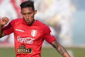 Selección Peruana: Christofer Gonzáles ilusionado tras primer entrenamiento [VIDEO]
