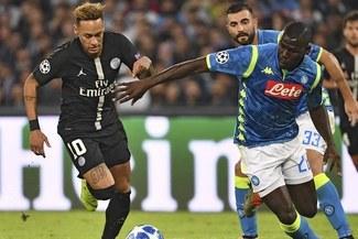 PSG igualó 1-1 con el Napoli en la Champions League [RESUMEN Y GOLES]