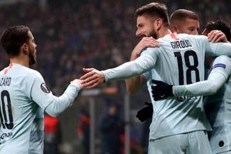 Chelsea venció 1-0 al BATE y clasificó a los dieciseisavos de final de la Europa League [VIDEO]