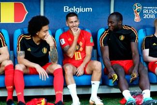 Futbolista belga teme la salida de Roberto Martínez al Madrid