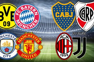 Ver Fútbol EN VIVO: Boca Juniors vs River Plate, AC Milan vs Juventus, Manchester City vs Manchester United, Borussia vs Bayern Munich