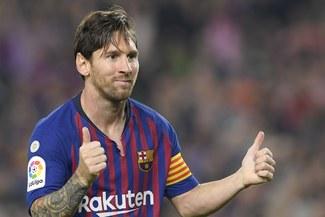 """Lionel Messi sobre la Liga Santander: """"Está más competitiva que nunca"""""""
