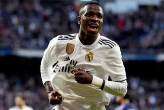 Rivaldo pidió más minutos para Vinicius Junior en el Real Madrid