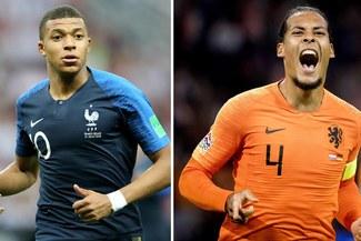 EN VIVO| Con Mbappé desde el vamos, Francia empata 0-0 con Holanda por la Liga de Naciones de la UEFA