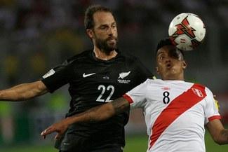 Ex seleccionado de Nueva Zelanda revela vínculo que lo une con el Perú