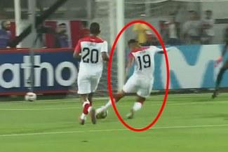 Perú vs Ecuador EN VIVO: Yoshimar Yotún se pierde el 1-0 peruano tras fuerte remate de izquierda [VIDEO]