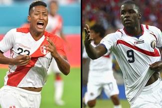 Perú vs Costa Rica: Programación, fecha, hora y canal del amistoso internacional