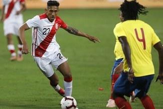 Selección Peruana: Christofer Gonzáles se mandó con un 'hat-trick' en práctica
