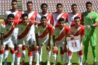 La Selección Peruana Sub-20 promete para el Sudamericano de Chile 2019
