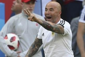 Jorge Sampaoli suena fuerte para dirigir a la Selección de China