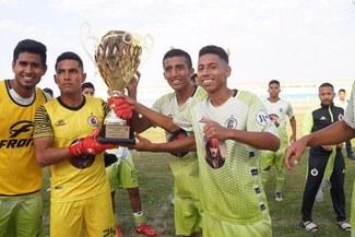 El insólito escudo del club de Copa Perú que ascendería a Primera División