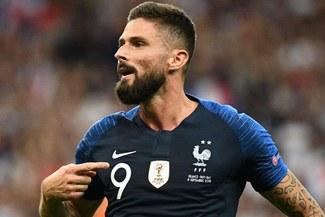 Uruguay vs Francia: Giroud marca de penal el 1-0 para el 'Gallito' [VIDEO]