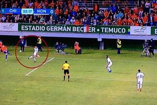 Chile vs Honduras: Arturo Vidal anota el 2-0 con penal polémico cobrado por Michael Espinoza [VIDEO]