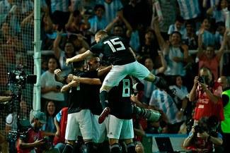 Argentina venció por 2-0 a México en Amistoso Internacional por Fecha FIFA [RESUMEN Y VIDEO]