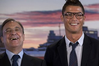 Balón de Oro: diario italiano culpa a Florentino Pérez de perjudicar a Cristiano Ronaldo