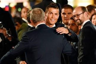 Cristiano Ronaldo vuelve a ser merengue la próxima temporada [FOTOS]