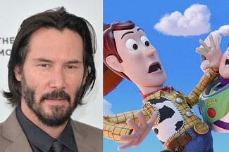 Toy Story 4  ¿Se reveló el personaje de Keanu Reeves  e49498a84e7