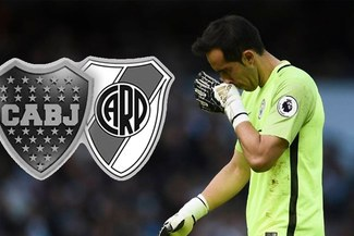River Plate vs Boca Juniors: Claudio Bravo envió emotivo mensaje después de incidentes