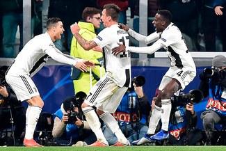 Juventus venció a Valencia y clasificó en el triunfo 100 de Cristiano en Champions League