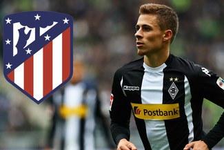 Atlético Madrid quiere fichar a Thorgan Hazard, hermano menor de Eden que brilla en la Bundesliga