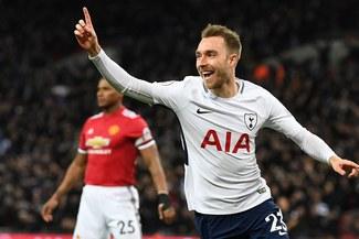 Tottenham Hotspur le puso un precio astronómico a Christian Eriksen