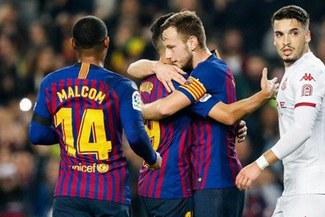 Barcelona goleó 4-1 al Cultural Leonesa y avanzó a octavos de la Copa del Rey [VIDEO]