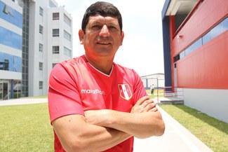 ¡OFICIAL! Agustín Lozano asumió la Presidencia de la FPF [FOTO]