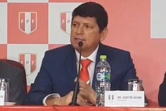 """Agustín Lozano: """"La Federación Peruana siempre ha estado unida"""" [VIDEO]"""