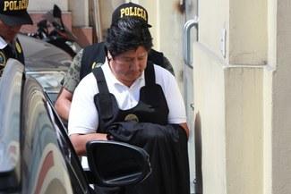Dictan 18 meses de prisión preventiva contra Edwin Oviedo por caso Los Wachiturros de Tumán