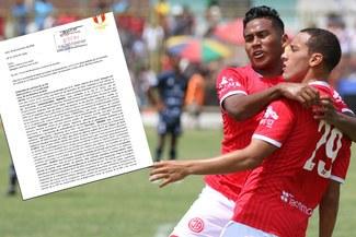 CJ-FPF declaró improcedente reclamo de Juan Aurich contra Cienciano