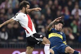 River 2-1 Boca EN VIVO vía Fox Sports vencen los 'Millonarios' en el Bernabéu por el título de Copa Libertadores 2018