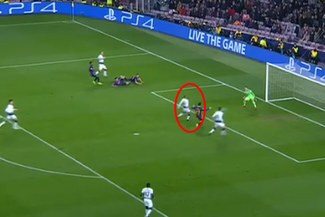 Barcelona vs Tottenham: Lucas Moura marca el 1-1 y el pase a octavos de los 'Spurs' [VIDEO]