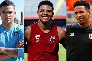 Los destinos de Anderson Santamaría, Wilder Cartagena y Pedro Gallese para el 2019