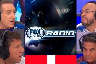 Periodistas de Fox Sports discutieron por la primera final de los play-off entre Alianza Lima y Sporting Cristal [VIDEO]