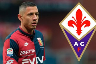 Gianluca Lapadula es carta fija como refuerzo en la Fiorentina [FOTOS Y VIDEO]