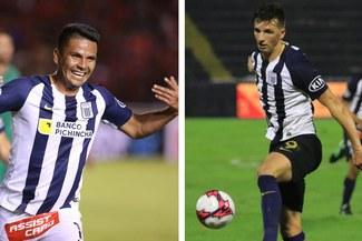 Mauricio Affonso y Janio Pósito serían titulares en la segunda final ante Cristal