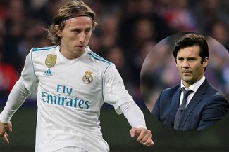 """Luka Modric: """"Con la llegada de Solari Real Madrid ha mejorado"""""""