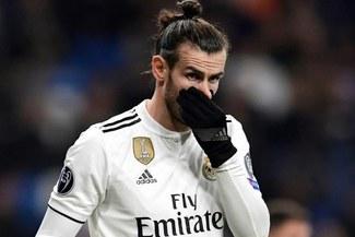Gareth Bale descartado para el duelo entre Real Madrid y Rayo Vallecano