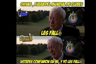 Chivas de Guadalajara es blanco de los memes tras increíble eliminación del Mundial de Clubes [FOTOS]