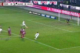 Juventus vs Torino: Cristiano Ronaldo anota el 1-0 'bianconeri' de penal en la Serie A [VIDEO]